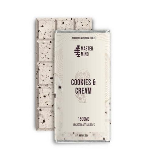 MasterMind – Cookies & Cream Bar (1500mg)