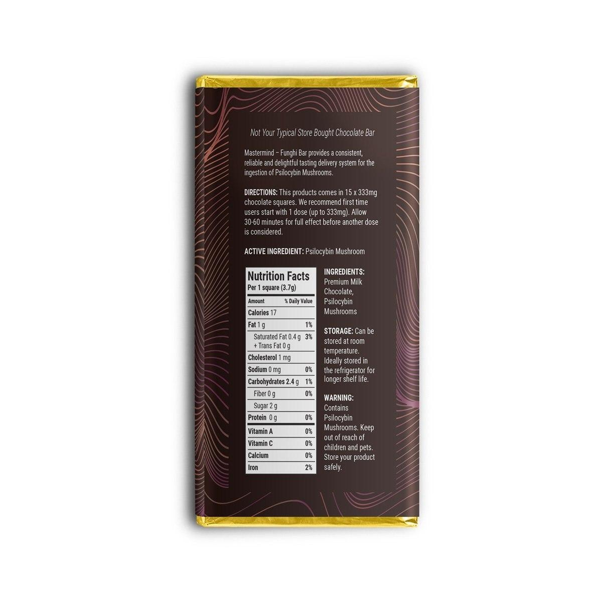 Milk Chocolate Massimo