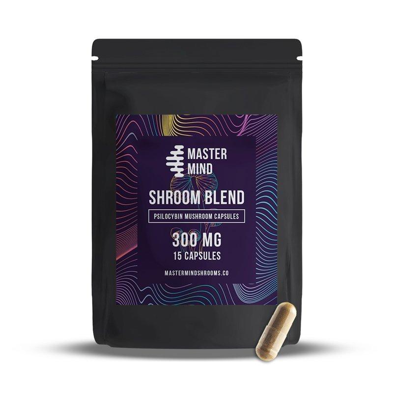 Buy Shroom Blend Capsules