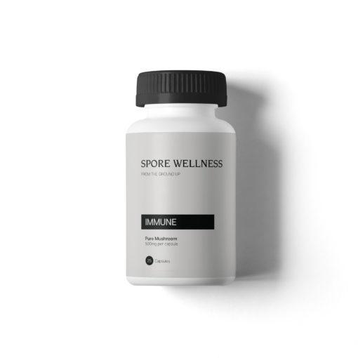 Spore Wellness IMMUNE Microdose Mushrooms